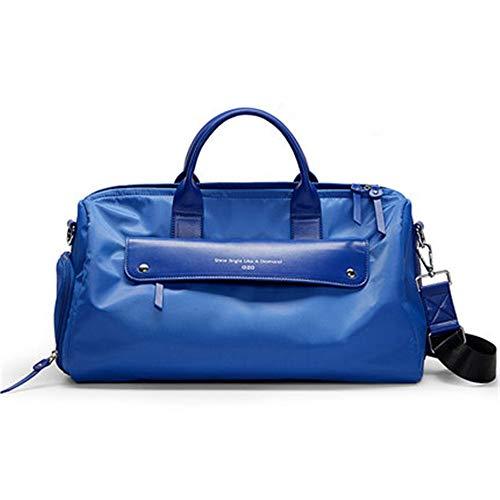 heqianqian Gym Bags Sports Travel Bag Large Capacity Ladies Girls Wet And Dry Separation Sports Fitness Bag Handbag Duffel Bag Short-distance Lightweight Handbag for Men and Women