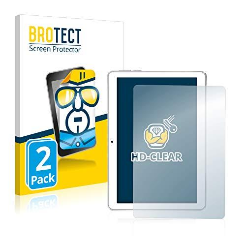 BROTECT Schutzfolie kompatibel mit Toscido X104 10