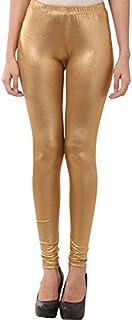 03f12ce54e637 DREAM & DZIRE Women's Viscose Golden Solid Leggings for All Plus Size and  Small Size