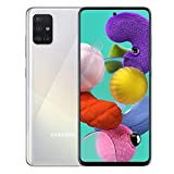 Samsung Galaxy A51 (SM-A515F/DSN) Dual SIM 128GB+6GB RAM グローバル版 SIMフリー(White/ホワイト)