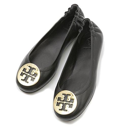 (トリーバーチ) Tory Burch MINNIE TRAVEL BALLET 靴 フラットシューズ バレエシューズ トラベルシューズ ...