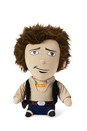 Underground Toys Han Solo Talking Plush, 9', Tan/Blue