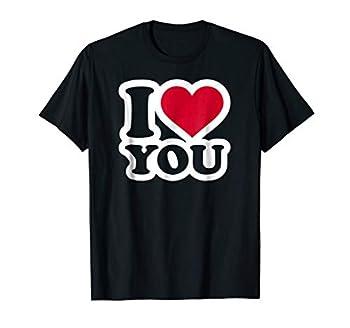 Best i love you shirt Reviews