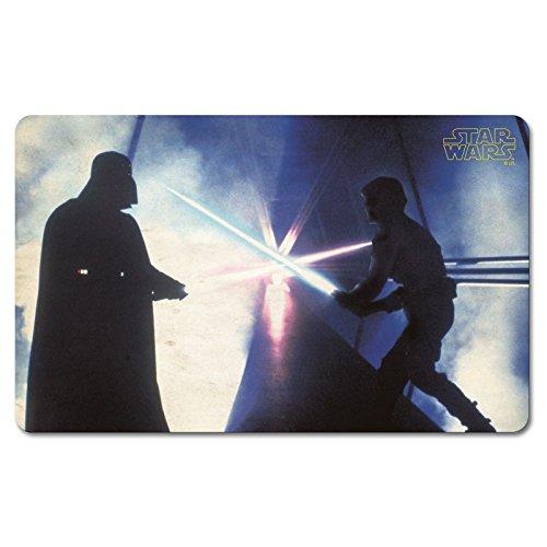 Star Wars–Tovaglietta da colazione–Darth Vader vs. Luke Skywalker–Episodio 5