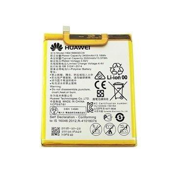 Huawei Original Batterie hb416683ecw Nexus 6P
