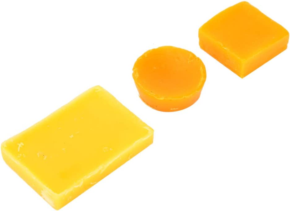 Natural Bee Wax Sale special price Lightweight Pure H Yellow Arlington Mall Portable for