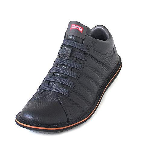 CAMPER Herren Beetle Schuhe Hohe Sneaker, Schwarz (Black 1), 40 EU