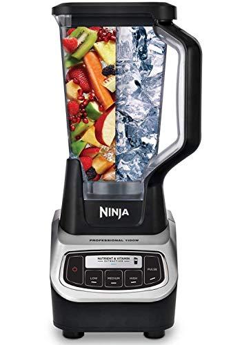 Ninja Professional Blender BL621 (Renewed)
