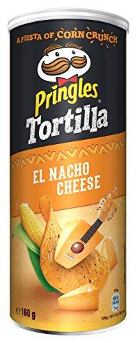 Pringles Tortilla Nacho, 1 piece, 160 g