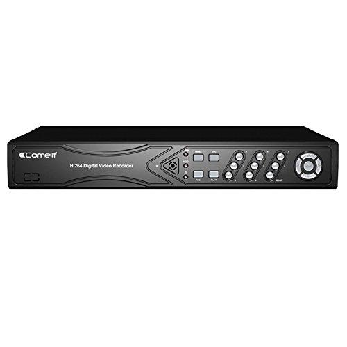 DVR 4 HYBRID,8 INGRESSI HD,200 IPS,HDD 1TB - COE AHDVR080B