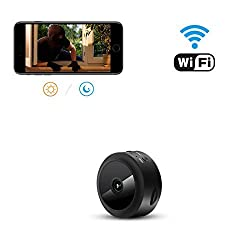 AOBO Mini WiFi Spy Camera