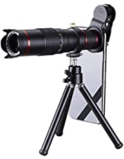 DEVROW 26X 4K HD Universal Zoom Mobile Phone Telescope Telephoto External Smartphone Camera Lens