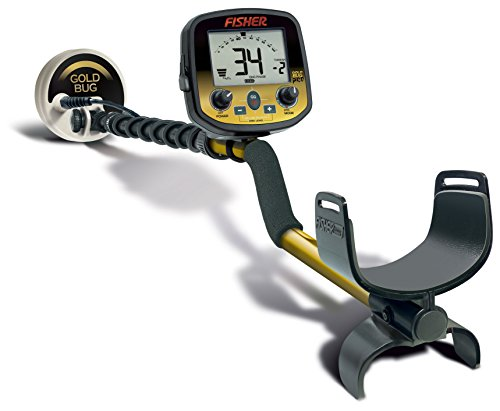 Find Discount Fisher Gold Bug Pro Metal Detector