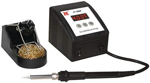 Xytronic Lötstation LF-389D 60 W F (CEE 7/4), Temperatureinstellung mit Tasten, Display (973977011549)