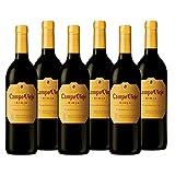 Campo Viejo Rioja Tempranillo, Spanish Soft, Velvety and Smooth Red Wine