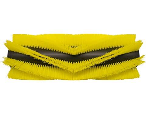 partmax® Bürstenwalze für Dulevo 100 Elite, Poly 0,8 mm, Walze, Walzenbürste, Kehrwalze