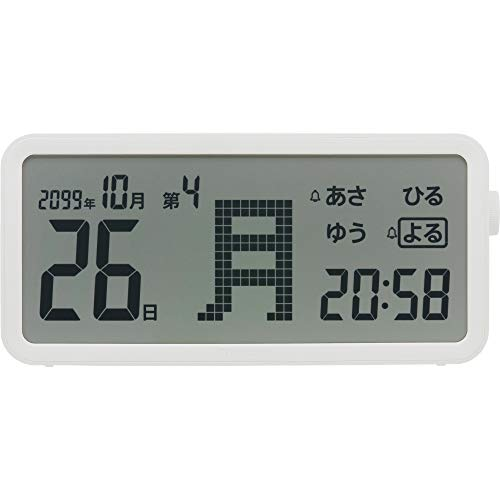 キングジム デジタル日めくりカレンダー AM60