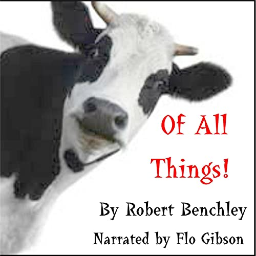 Of All Things! cover art