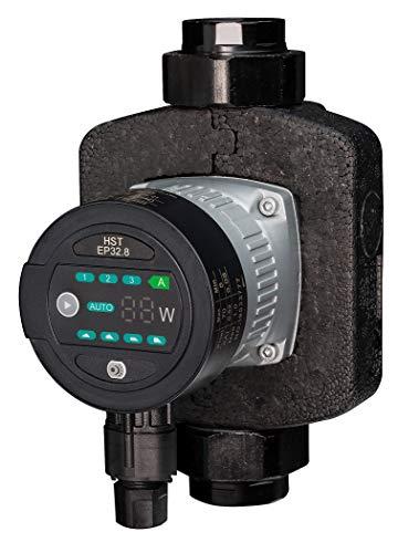 HST | Hocheffiziente Heizungspumpe | Umwälzpumpe | HST EP 32-80/180 mm | 8 Meter Förderhöhe u