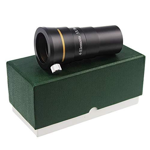 Astromania 1.25' 4-Elements 5X Barlow Lens Fully Multi-Coated Optics