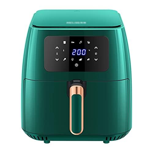 friggitrice ad aria 8 kg Friggitrici Friggitrice ad Aria 8L friggitrice elettrica Multifunzionale Senza Olio di Grande capacità spegnimento Automatico Funzionamento dello Schermo a LED