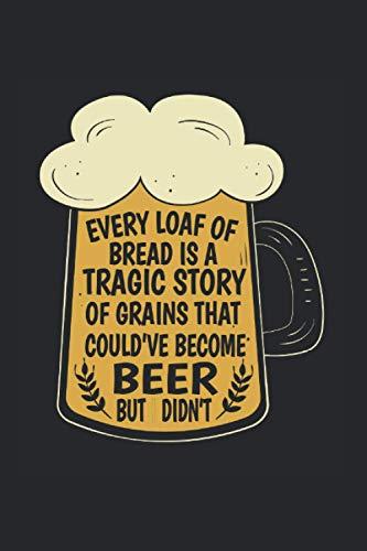 Kalender 2021: Bier Brot Hopfen Malz Saufen Witziges Geschenk 120 Seiten, 6X9 (Ca. A5), Jahres-, Monats-, Wochen- & Tages-Planer
