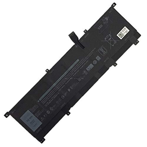 互換用DELL Precision 5530 0TMFYT XPS 15 9575 P73F 75WH/6254mAhノート電池 交換用電池 バッテリー