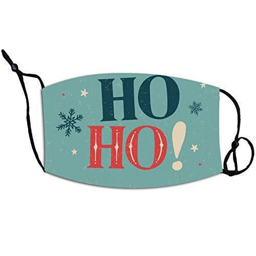 N / A Zivile Weihnachtsmasken, einstellbare PM2.5Staub und Antibeschlagmasken zum Einhängen der Ohren, Bequeme Außenmasken, universell in den Ferien
