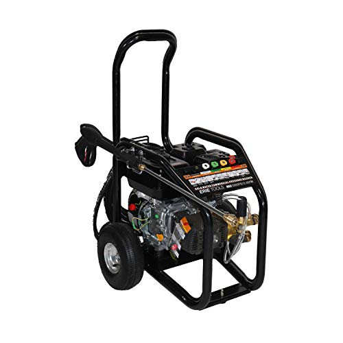 Best Buy! Erie Tools 3.3 GPM 3000 PSI Cold Water High Pressure Power Washer 6.5 HP Gasoline Engine w...