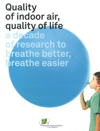 Quality of indoor air, quality of life. A decade of research to breathe better, breathe easier (CSTB)