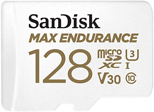 SanDisk MAX ENDURANCE microSD-Karte 128GB
