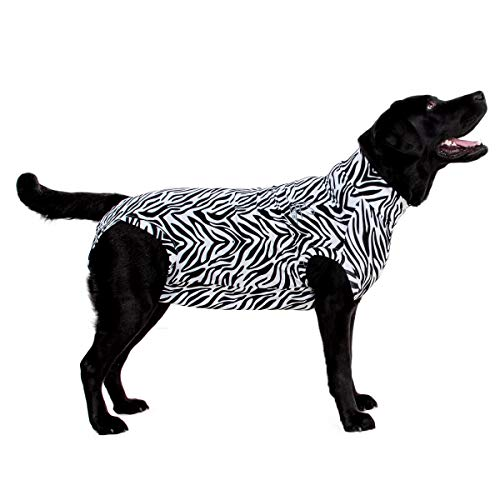MPS Medical Pet Shirt, Hund, Zebra, für Groß Hunde