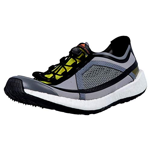 adidas Originals G25877 PulseBOOST HD by Stella Mccartney para Mujer Zapatillas, Tamaño:39 1/3 EU, Color:Grau