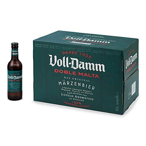Voll-Damm Cerveza Marzen - Paquete de 24 x 330 ml - Total: 7920 ml