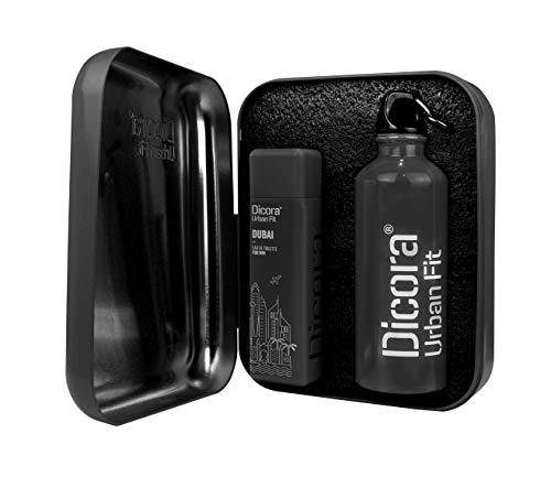 Dicora Urban Fit Set Dubai, eau toilette 100 ml + Sport Bottle 500 ml