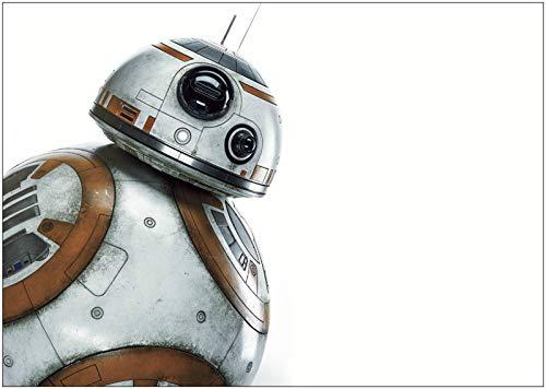 Star Wars BB8 Droid Poster, A4