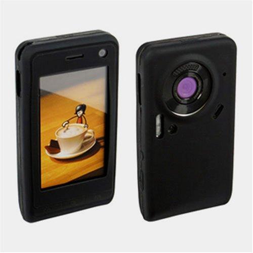Colorfone & SYLLA Gaia-Custodia in Silicone per Iphone3G