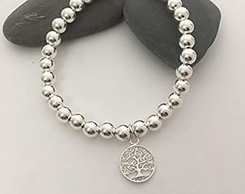 Fashion Stretchy Bracelet with Tree Of Life