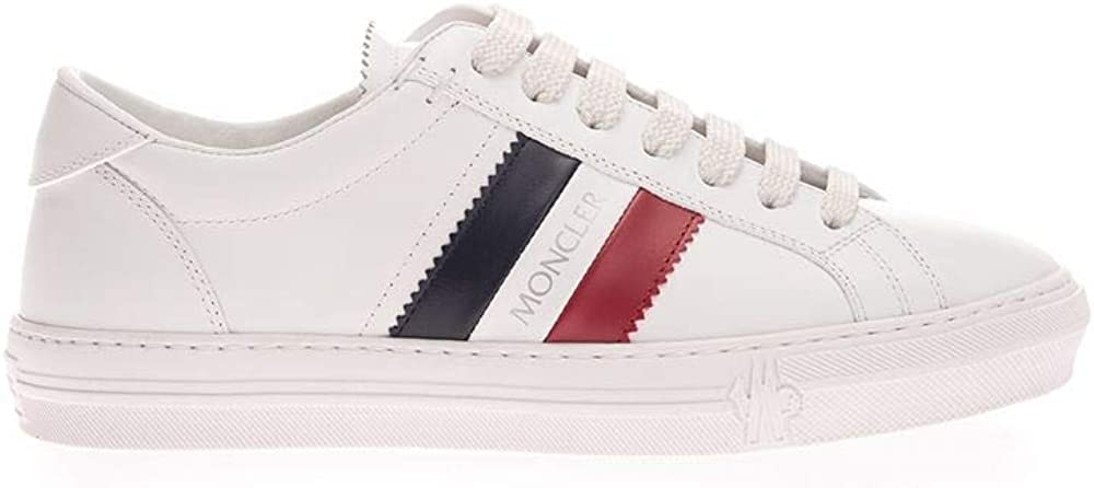 Moncler luxury fashion uomo sneakers | autunno-inverno 20 in pelle 4M7144601A9A002