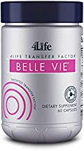 4Life Transfer Factor Belle Vie - Targeted Support for Female Hormone Balance, Reproductive Support, and Breast Health - 60 Capsules