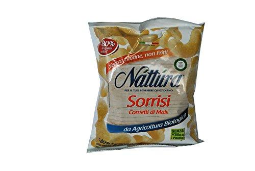 Eurofood Cornetti di Mais senza Glutine - 40 gr