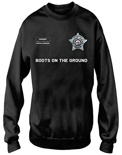 Chicago Pd Sergeant Hank Voight Intelligence Badge Vestt Unisex T-Shirt, Short Sleeves, Tank Top, Long Sleeve, Hoodie for Men Women