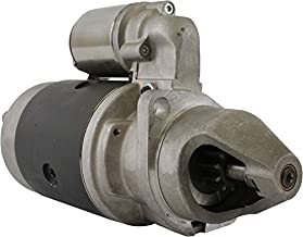 DB Electrical SBO0112 New Starter for John Deere Tractor 1040 1140 1640 1750 1840 1850 1950 2040 2140 2155 2240 2250 2345 2355 2450 2555 840 940 940V BSR901X IMI25208-002 IS0533 IS1059 MS264 MS334