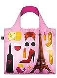 LOQI Hey Studio Paris Bag - Einkaufstasche