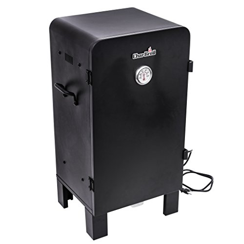 Our #4 Pick is the Char-Broil Analog Electric Smoker