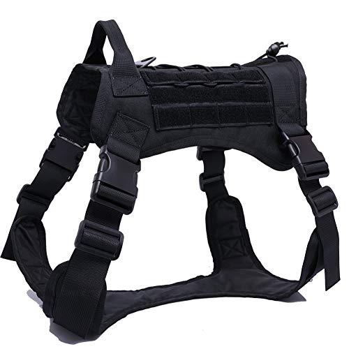 Perro Táctico Militar Molle Perro De Caza