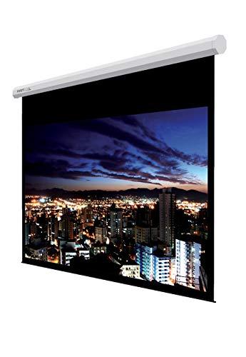 Schermo Proiettore Motorizzato Instaal Insmot (100 Pollici) 200x114cm Formato 16:9 - Telo Elettrico 2 Metri - Schermo Proiezione Home Cinema 2mt - Telo Proiettore Motore 200cm - Videoproiezione 2 mt