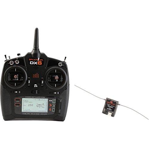 Spektrum DX6 Sendersystem M2 m. seriellem Empfänger
