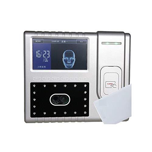Zeitmaschine 13,56 GPRS TCP/IP-Gesichtserkennung Time Clock Reader biometrische Zeit-Anwesenheits-Vorrichtung Für Büro, Schule