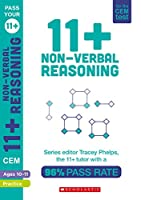 11+ Non-Verbal Reasoning Practice and Assessment for the CEM Test Ages 10-11 (Pass Your 11+)
